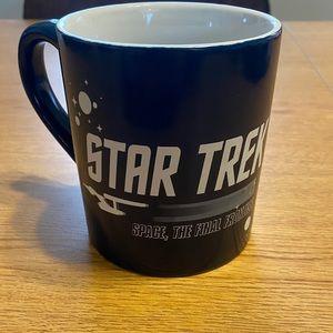 NWOT Star Trek coffee mug